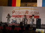Feldtag: Potato Russia am 16. Juli 2016