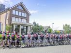 GRIMME Group Bike Tour 2017: Once again: Cycling for a good cause.