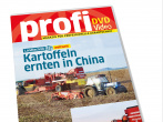 profi DVD: Kartoffeln ernten in China